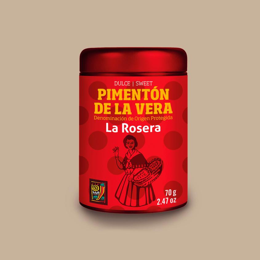Packaging Pimentón de la Vera